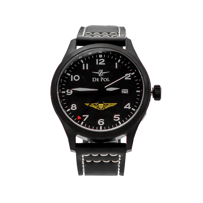 navy pilot dmc black gmt