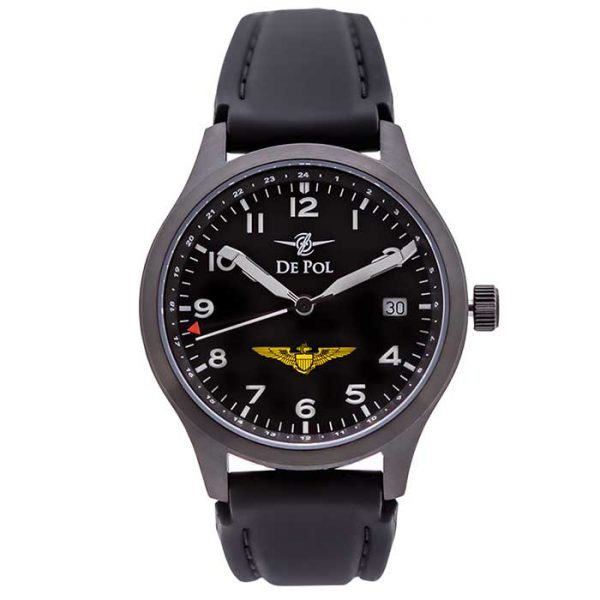 Women Helicopter Pilot Watch